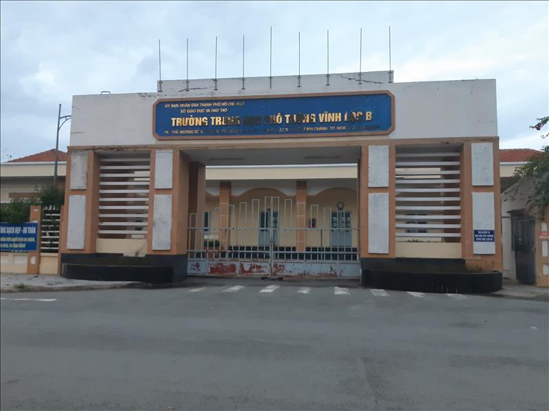 Bán đất lô góc siêu thị Coopmark Vĩnh Lộc B, Bình Chánh SHR 7x16=99.5m² giá 4.5 tỷ thương lượng